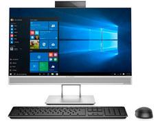 Моноблок HP EliteOne 800 G4 Silver 4KX14EA (Intel Core i7-8700 3.2 GHz/8192Mb/512Gb/UHD Graphics 630/Wi-Fi/Bluetooth/Cam/23.8/1920x1080/Windows 10 Pro)