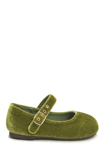 Зеленые туфли Eva Age of Innocence