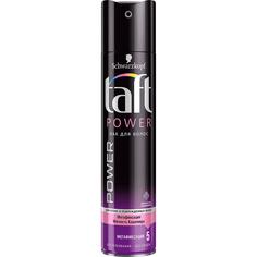 TAFT Лак для волос Power Нежность Кашемира мегафиксации