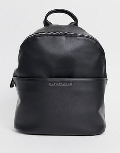 Рюкзак с карманом спереди Armani Exchange - Черный