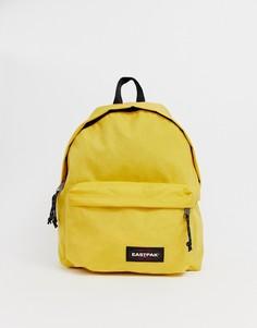 Желтый рюкзак Eastpak Padded PakR - 24 л - Желтый