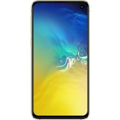 Смартфон Samsung Galaxy S10e 6/128GB желтый