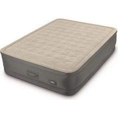 Надувная кровать Intex 64926 Premaire II Elevated Airbed 152х203х46см (встроенный насос 220V)