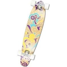 Скейтборд MaxCity MC Long Board 38 FIGURE (MC - SB000028 - NN)