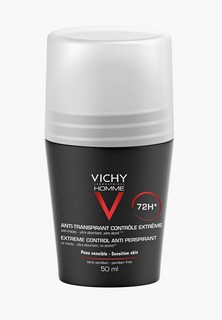Дезодорант Vichy антиперспирант, 72ч против избыточного потоотделения, 50 мл