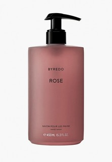 Мыло Byredo ROSE Liquid Hand Soap 450 мл для рук