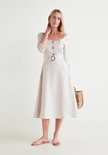 Платье Mango - TORTOISE