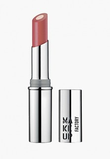 Помада Make Up Factory с мерцающим стержнем Inner Glow Lip Color т.13 красная Сахара