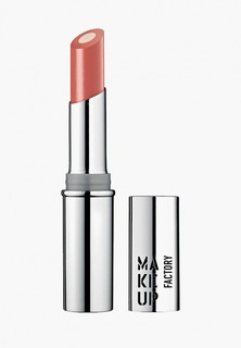 Помада Make Up Factory с мерцающим стержнем Inner Glow Lip Color т.18 красный коралл