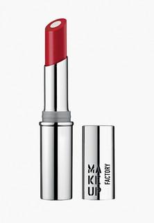Помада Make Up Factory с мерцающим стержнем Inner Glow Lip Color т.10 сицилийский красный