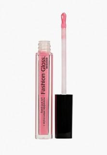 """Блеск для губ Relouis с зеркальным эффектом """"Fashion Gloss"""" тон 12, с глиттером"""