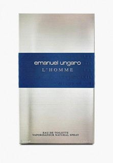 Туалетная вода Emanuel Ungaro LHOMME 100 мл