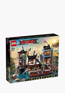 Конструктор NINJAGO LEGO Порт Сити 70657 Порт Сити 70657