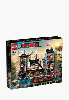 Конструктор NINJAGO LEGO Порт Сити 70657