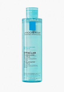Мицеллярная вода La Roche-Posay EFFACLAR ULTRA для жирной проблемной кожи, 200 мл
