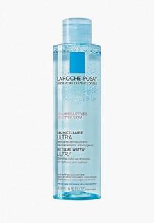 Мицеллярная вода La Roche-Posay ULTRA для чувствительной и склонной к аллергии кожи лица и глаз, 200 мл