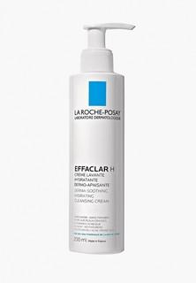 Гель для умывания La Roche-Posay EFFACLAR H очищающий для проблемной кожи, пересушенной в результате медикаментозного лечения, 200 мл