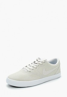 Кеды Nike Mens Nike SB Check Solarsoft Skateboarding Shoe
