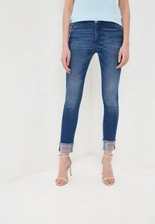 Джинсы Trussardi Jeans 260 SLIM FIT MEDIUM WAIST