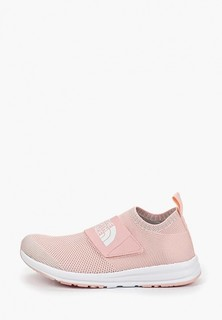 Кроссовки The North Face W CADMAN MOC KNIT PINK SALT/TNF W