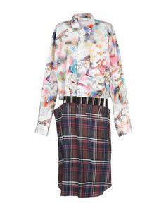 Платье до колена Comme Des Garçons Shirt