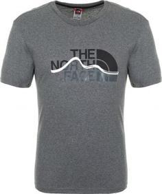 Футболка мужская The North Face Mountain Line, размер 52-54