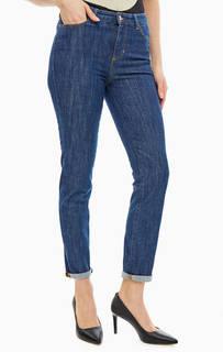 Укороченные джинсы с высокой посадкой 1981 Guess