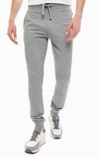 Серые брюки из хлопка с манжетами Napapijri