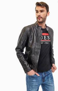 Куртка на молнии с карманами Guess