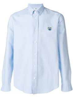 Kenzo рубашка с вышивкой