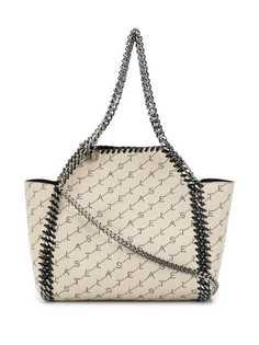 Stella McCartney двусторонняя сумка-тоут Falabella с монограммой