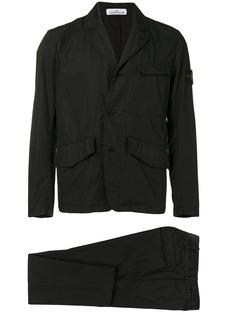 Stone Island однобортная легкая куртка