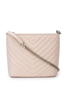 Kate Spade quilted effect cross body bag