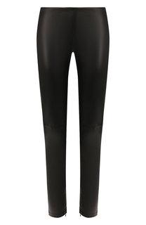 Кожаные брюки Ralph Lauren
