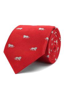 Шелковый галстук Van Laack