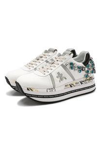 Комбинированные кроссовки Beth Premiata