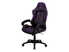Компьютерное кресло ThunderX3 BC1 Ultra Violet AIR Camo-Purple TX3-BC1UV