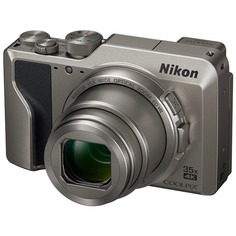 Фотоаппарат компактный премиум Nikon Coolpix A1000 Silver