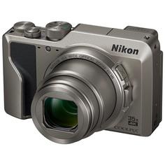 Фотоаппарат компактный Nikon Coolpix A1000 Silver