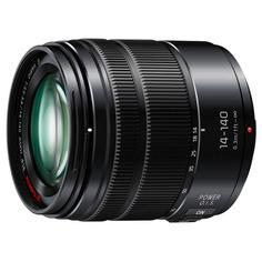 Объектив премиум Panasonic Lumix G Vario 14-140mm f/3.5-5.6 ASPH. Black