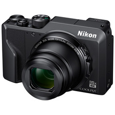 Фотоаппарат компактный премиум Nikon Coolpix A1000 Black