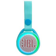 Беспроводная акустика JBL Jr Pop Aqua Teal