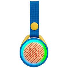 Беспроводная акустика JBL Jr Pop Cool Blue