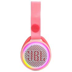 Беспроводная акустика JBL Jr Pop Rose Pink