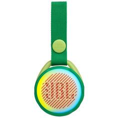 Беспроводная акустика JBL Jr Pop Froggy Green