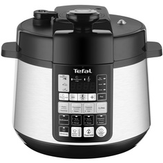 Мультиварка-скороварка Tefal Advanced pressure cooker CY621D32