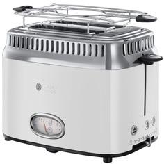 Тостер Russell Hobbs 21683-56 (Retro Toaster - White)