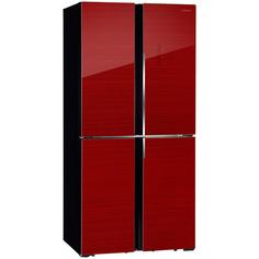 Холодильник многодверный Hiberg RFQ-490DX NFGR