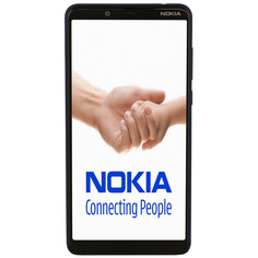 Смартфон Nokia 3.1 Plus Blue (TA-1104)