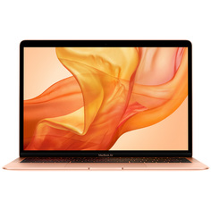 Ноутбук Apple MacBook Air i5 1.6/8Gb/128Gb SSD Gold (MREE2RU/A)